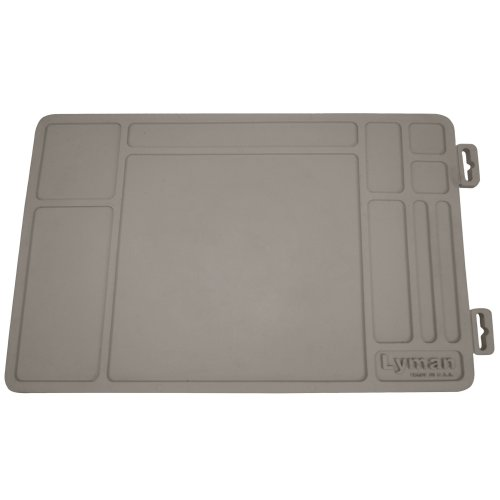 Lyman Essential Gun Cleaning and Maintenance Mat (Handgun) (LY04050)