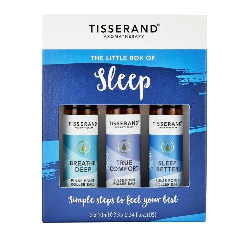 Tisserand The Little Box of Sleep Rollerball Kit