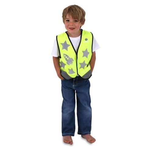 Littlelife Safety Reflective Vest - Rocket (Small)
