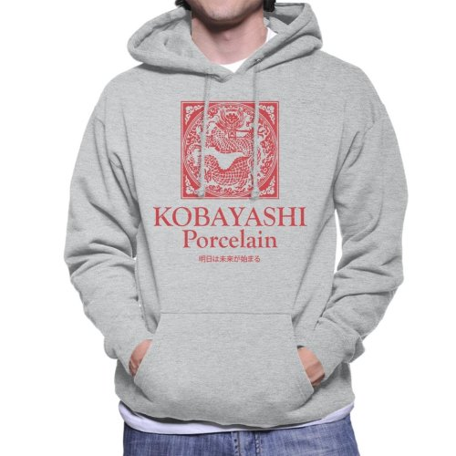 Usual Suspects Kobayashi Porcelain Men's Hooded Sweatshirt
