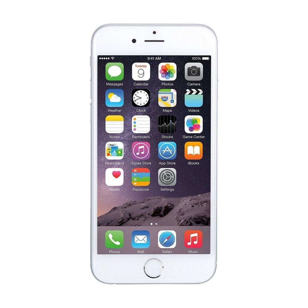 Virgin, 16GB Apple iPhone 6 - Silver