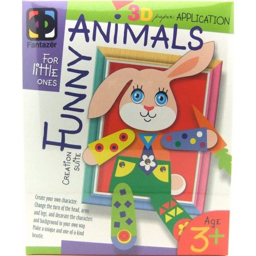 Elf257092 - Fantazer - Funny Animals No.2 - Bunny
