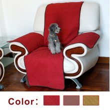 Single Seater Pet Dog Couch Sofa Slipcover Protector Cover