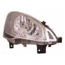 Citroen Berlingo Mk2 Van 3/2012-> Halogen Headlight Headlamp Drivers Side O/S