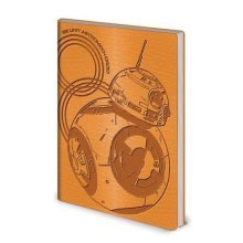 Star Wars BB-8 A5 Notebook