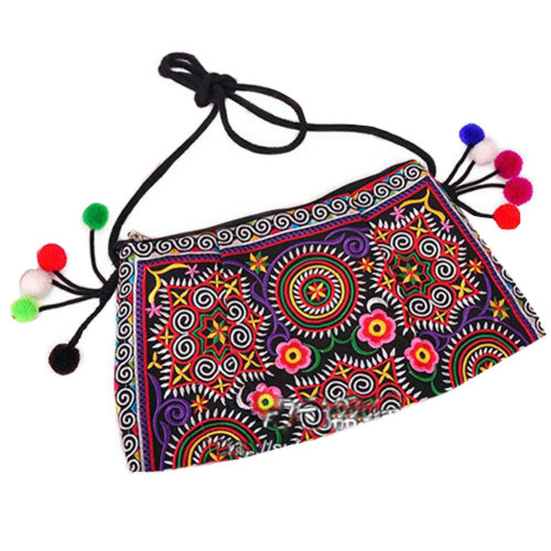 Unique Style Needlecrafts Handmade Embroidery, Shoulder bag & Hand bag (P)