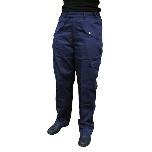 """Click LPCTHWN24 Ladies Polycotton Work Trousers Navy Blue 24"""""""