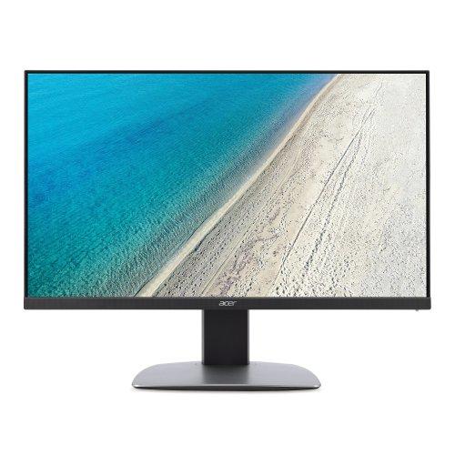 Acer ProDesigner BM320 32 Inch UHD Monitor, Black (IPS Panel, 5 ms, ZeroFrame, DP, HDMI, DVI, USB Hub, Height Adjustable Stand)