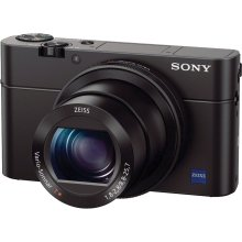 Sony Cyber-shot RX100 III | High-Performance Compact Camera