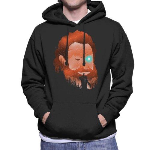 Giants Milk Tormund Game Of Thrones Men's Hooded Sweatshirt