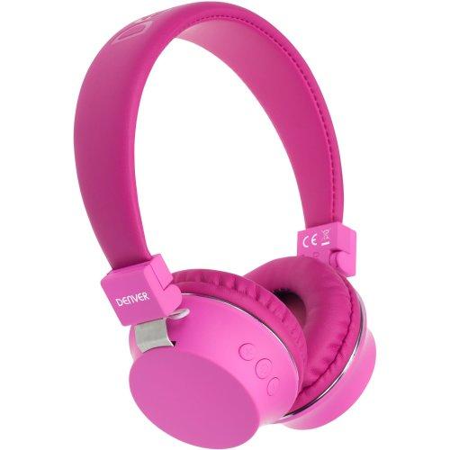 Denver BTH-205PINK Wireless Bluetooth headset BTH-205PINK