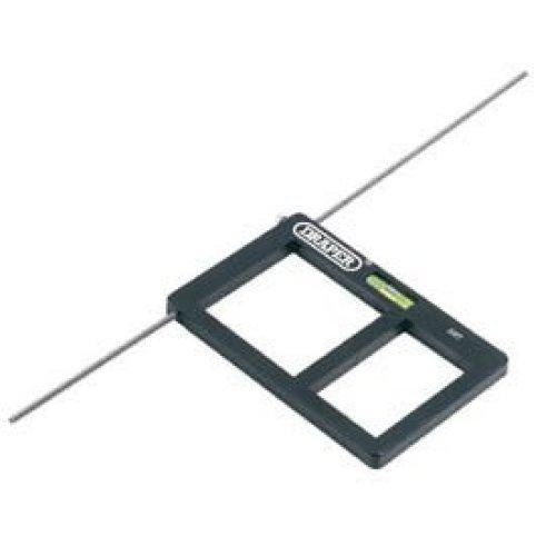 Draper Socket Box Template - Cutting 63955 Level Electrical -  socket template draper box cutting 63955 level electrical