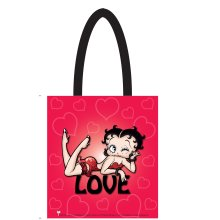 Book Bag Betty Boop Red
