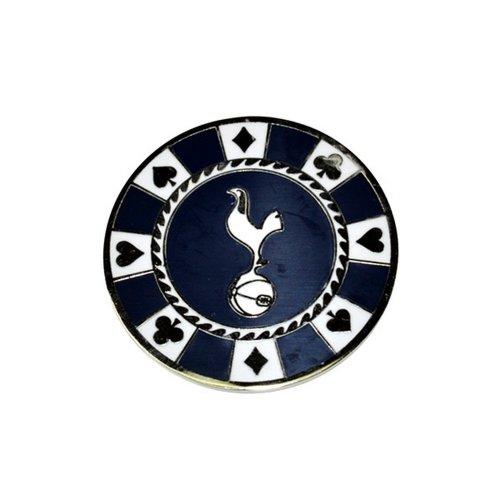 Tottenham Hotspur FC Official Football Crest Casino Chip Golf Ball Marker