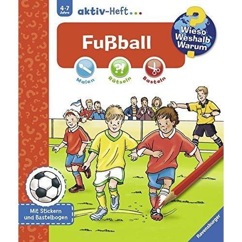 Fußball WWW aktiv-Heft