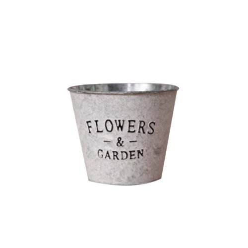 Vintage Style Iron Plant Pot