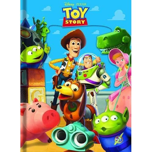 Disney Pixar - Toy Story: Magic Readers (Animated Stories Disney)