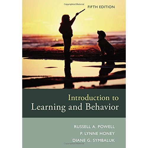 Introduction to Learning and Behavior (Mindtap Course List)