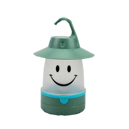 Portable Resin Kids Night Lamp High Quality Home Night Light Green