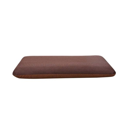 Ventilate Memory Foam Cushion Of The Office/Car Suitable For Summer(Coffee)