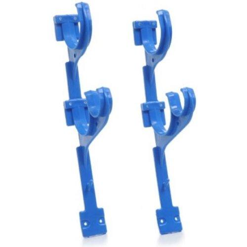 Swimmer Hang 'n' Hold - Pole & Hose Hanger Set