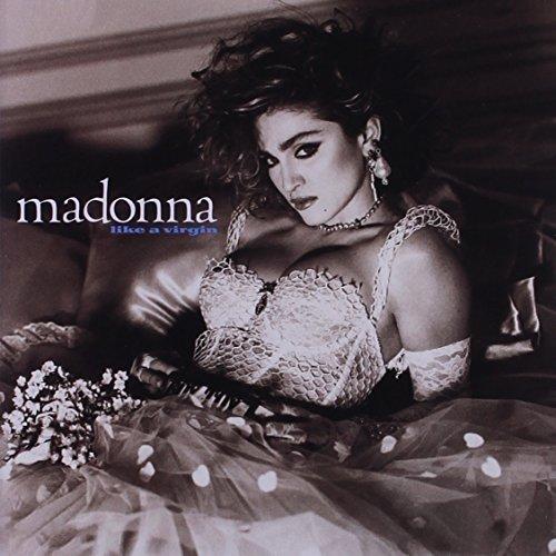 Madonna - Like a Virgin [CD]