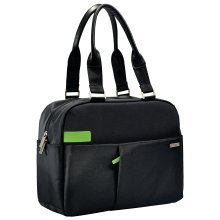 "Leitz Smart Traveller 13.3"" Notebook briefcase Black"