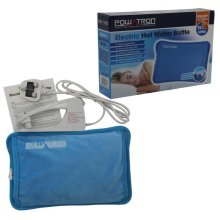 Powatron Rechargeable Electric Hot Water Bottle Hand Warmer Heating Pad