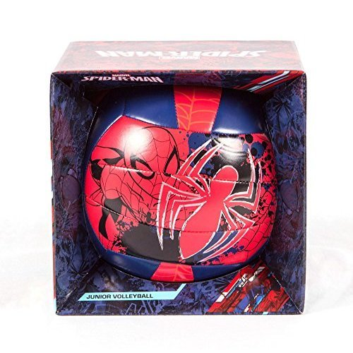Marvel Youth Spider-Man Volleyball, Blue/Red/Black