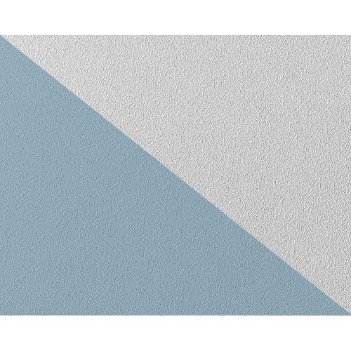 EDEM 377-60 non-woven paintable wallpaper ceiling wall textured white 26.5 sqm