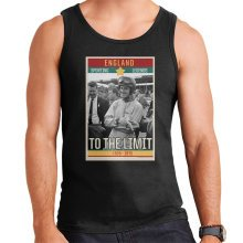 Sporting Legends Poster England Norman Graham Hill To The Limit 1929 To 1975 Men's Vest