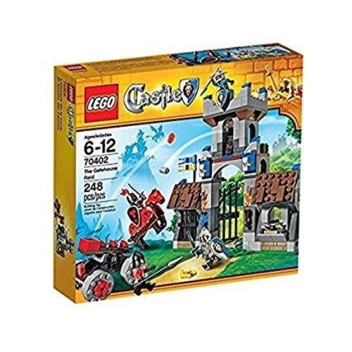 Lego Castle 70402 The Gatehouse Raid On Onbuy