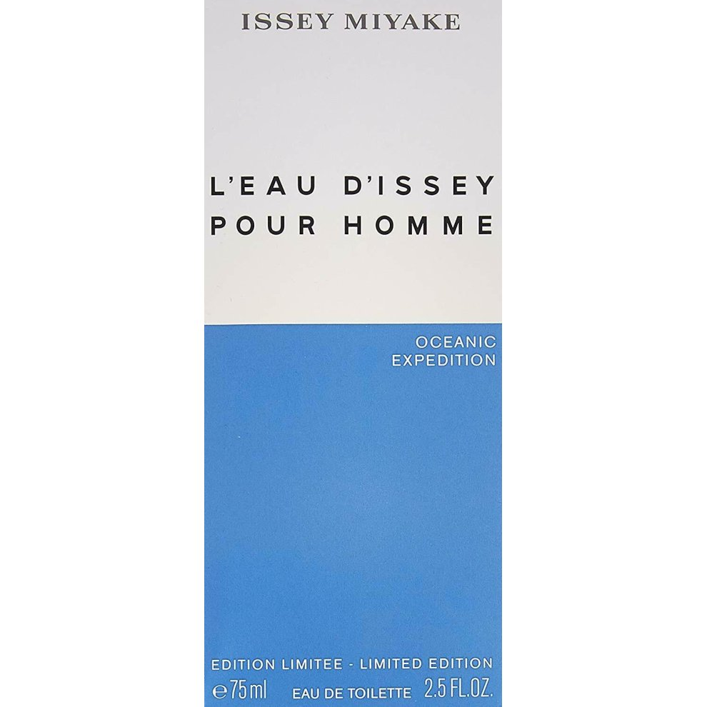 622e6ee9c7 Issey Miyake L'EAU D'ISSEY POUR HOMME OCEANIC EXPEDITION Limited Edition  75ml Ea on OnBuy