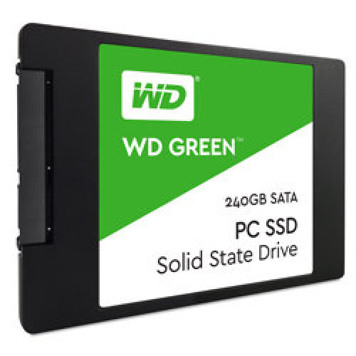 "Western Digital Green 240GB SSD | 2.5"" SATA3 SSD"