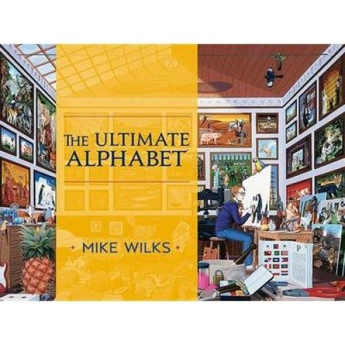 Ultimate Alphabet  A245