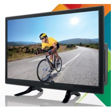 Polaroid P24RD0116E 24 Inch HD Ready LED TV DVD Combi Freeview USB Record