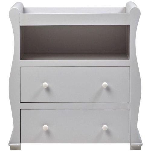East Coast Alaska Dresser - Grey