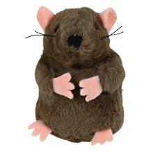 Trixie Mole Plush Toy With Sound, 5cm - Cat Sound Stuffed 5cm Microchip Catnip -  toy mole plush cat trixie sound stuffed 5 cm microchip catnip kitten