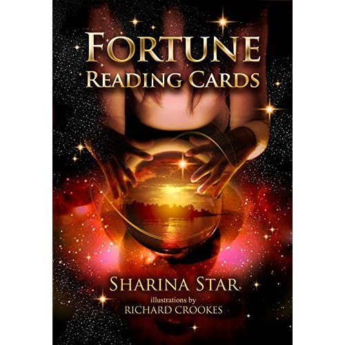 Fortune Reading Cards: 36 colour cards & 120 page book