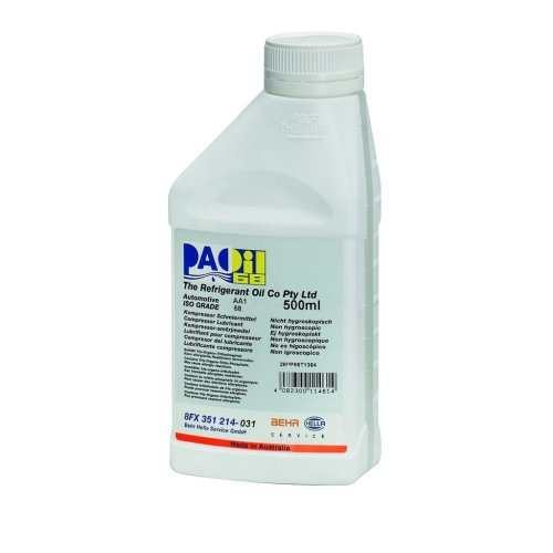 PAO Oil AA1 Plus UV - 500ml