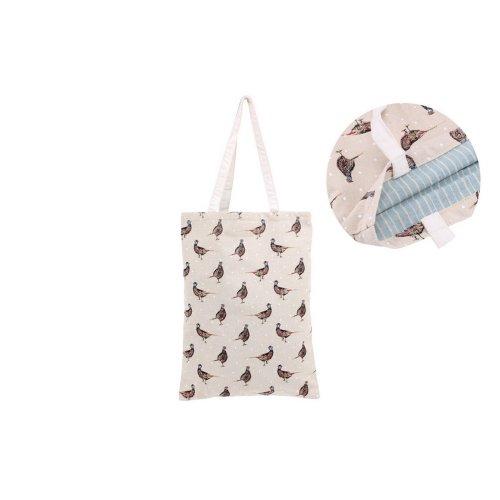 e52f92507c79 CGB Giftware Holly House Pheasant Shopping Bag