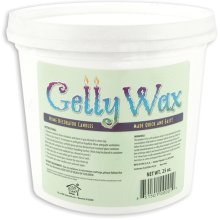 Gelly Candle Wax 25oz-Clear