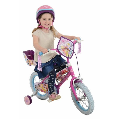 "Disney Princess 14"" Bike - New Frame"