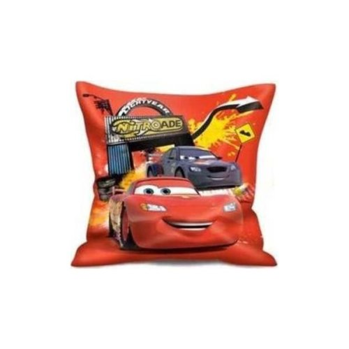 DISNEY CARS Square NITROADE Pillow Cushion 40cm x 40cm