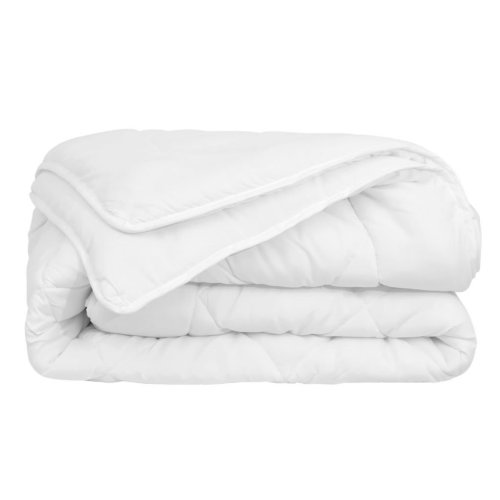 vidaXL 4 Seasons Duvet/Quilt 240x220 cm White