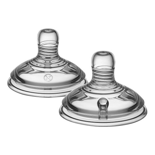 Pack of 2 Tommee Tippee Closer to Nature Teats