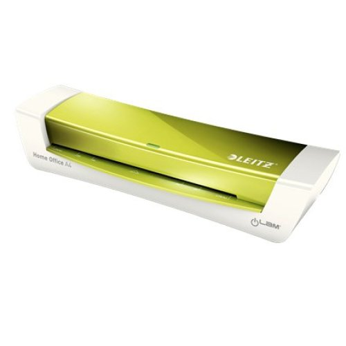 Leitz iLAM Home Office A4 Hot laminator 310mm/min Green,Metallic,White