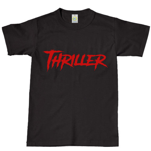 Thriller T Shirt Gift Thrasher Top Tee All Size
