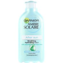 Garnier Ambre Solaire After Sun Soothing and Hydrating Lotion Aloe Vera 200ml