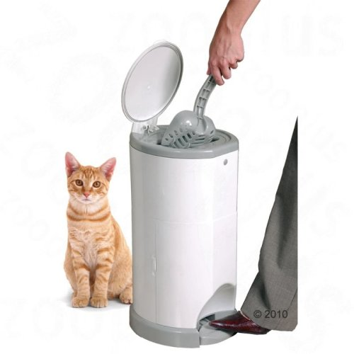 Cat Litter Waste Disposal System with FREE 3 x Replacement bags